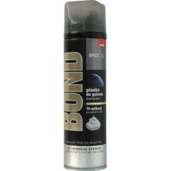 Pianka do golenia BOND  SpaceQuest 250 ml