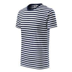 Koszulka w paski na krótki rękaw