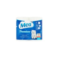 Papier toaletowy MEA Premium 4 rolki
