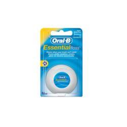 Nić dentystyczna woskowana ORAL-B Essential Floss