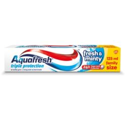 Pasta do zębów AQUAFRESH Triple Protection 125ml