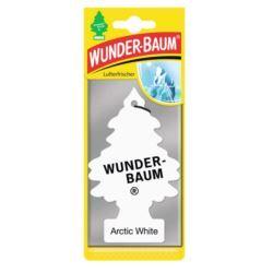 Zapach samochodowy WUNDER BAUM Arctic White 1szt.
