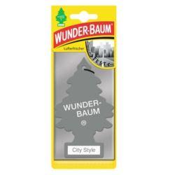 Zapach samochodowy WUNDER BAUM City Style 1szt.