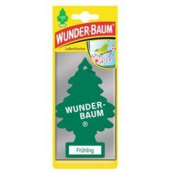 Zapach samochodowy WUNDER BAUM Wiosenny 1szt.