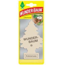 Zapach samochodowy WUNDER BAUM Kokos 1szt.