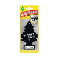 Zapach samochodowy WUNDER-BAUM Black Classic 1szt.