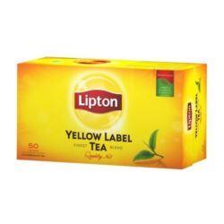 Herbata Lipton 50 torebek