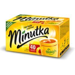 Herbata Minutka 40 torebek