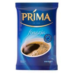Kawa mielona Prima Finezja 100g
