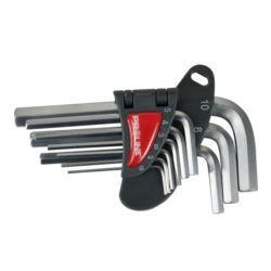 Klucze imbusowe 1.5 - 10 mm - 9 szt. PROLINE