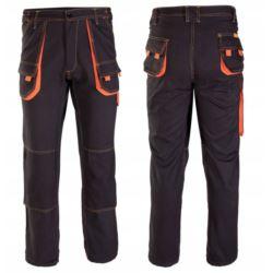 Spodnie do pasa ochronne BRIXON SPARK
