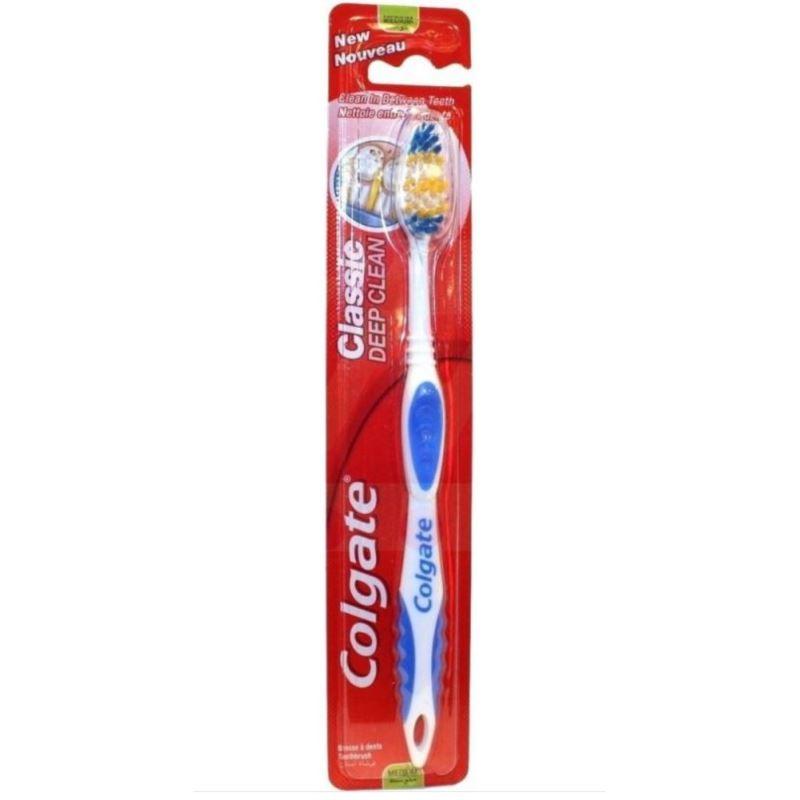 Szczoteczka do zębów Colgate Classic średnia