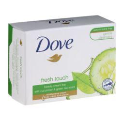 Mydło w kostce DOVE Fresh Touch 100g
